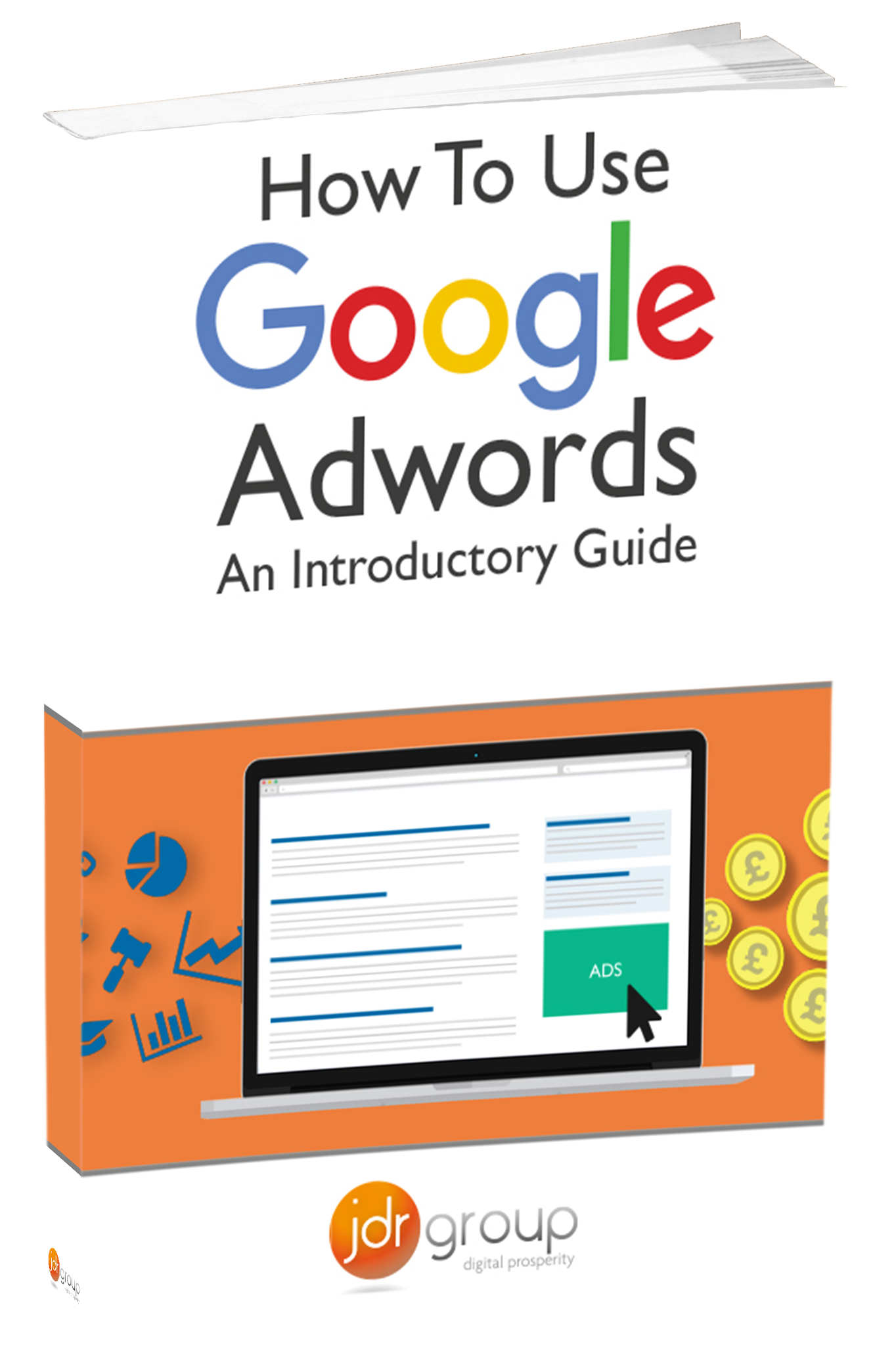 Google Adwords Book Cover