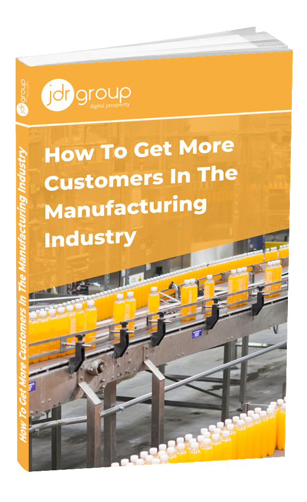 Manufacturing guide to getting customers coming to you